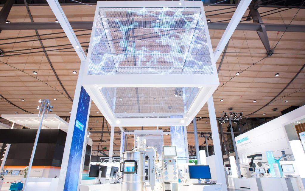 Siemens Hannover Messe 2017