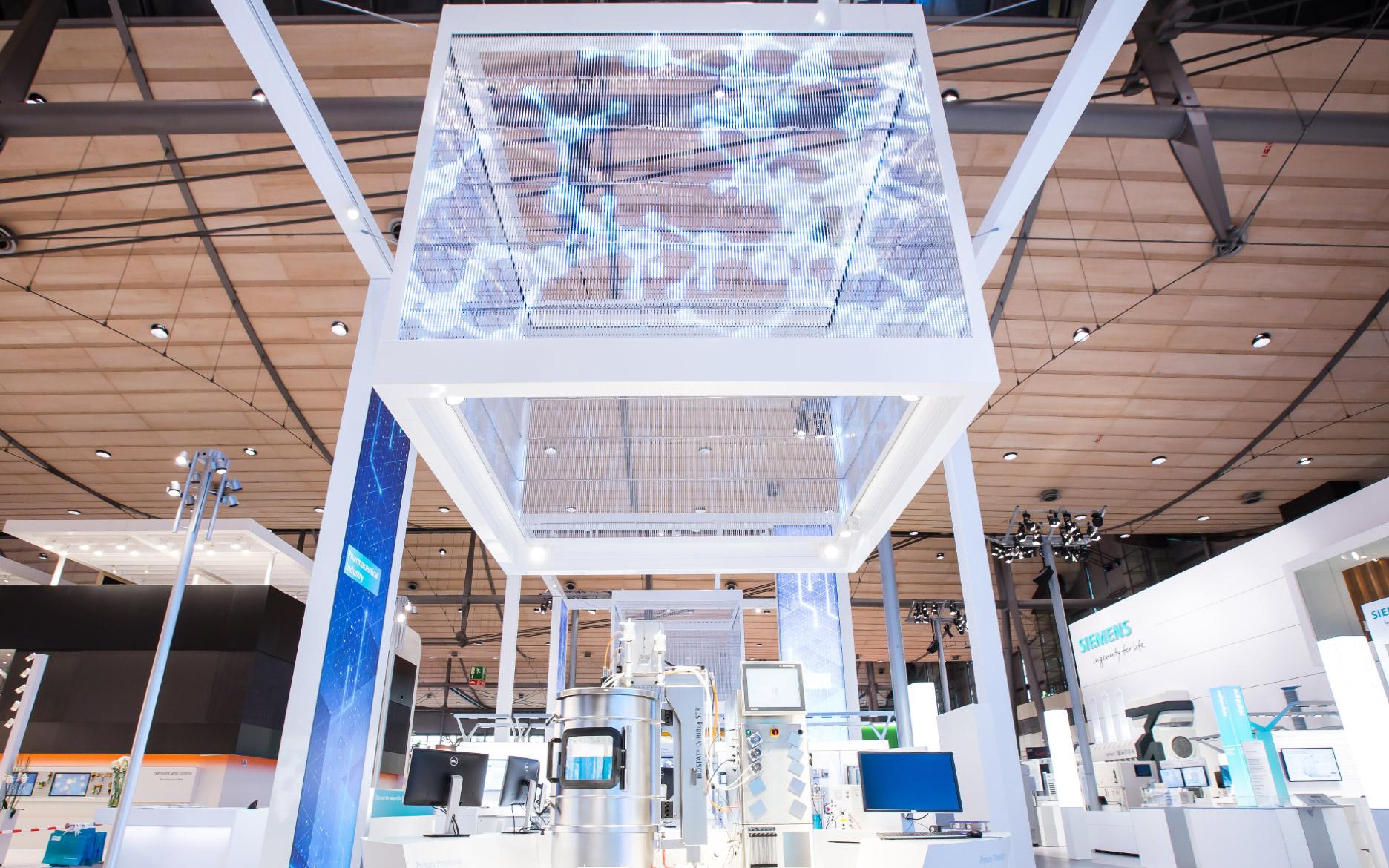 Siemens HMI LED Würfel Cube
