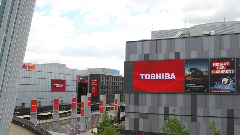 Mercedes Platz UCI Luxe Toshiba Tec Germany